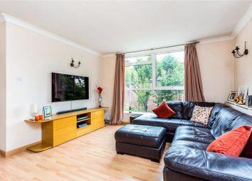 Thumbnail 2 bedroom flat for sale in Queens Court, Ellesmere Road, Weybridge, Surrey