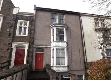 Thumbnail 3 bed maisonette to rent in 9 Clifton Place, Off Stow Hill, Newport.