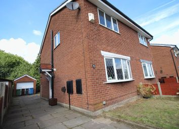 Thumbnail 2 bed semi-detached house for sale in Stapleford Close, Wythenshawe, Manchester