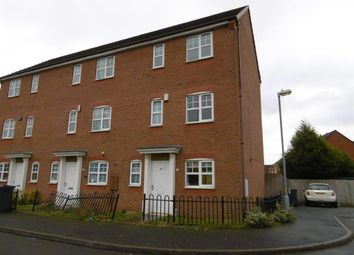 Thumbnail 4 bed town house to rent in Jubilee Gardens, Perry Common