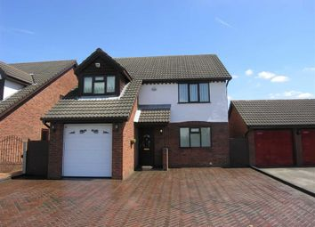 Thumbnail 4 bed detached house for sale in New City Road, Worsley, Manchester