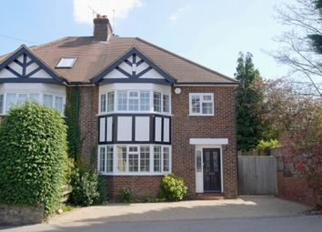 Thumbnail 4 bed semi-detached house for sale in Dartford Road, Sevenoaks