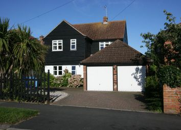 Thumbnail 4 bedroom detached house for sale in Kingsland Road, West Mersea, Colchester