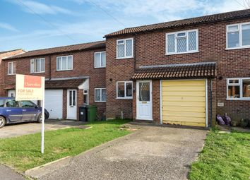 Thumbnail 3 bed terraced house for sale in Derwent Road, Thatcham