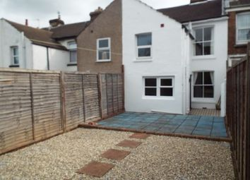 Thumbnail 2 bed terraced house to rent in Kingsley Road, Maidstone