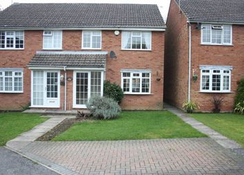 Thumbnail 3 bed property to rent in Merrifield Gardens, Burbage, Leicestershire