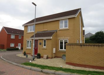 Thumbnail 3 bed detached house to rent in Bramley Close, Wellington