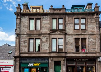 Thumbnail 3 bedroom flat to rent in East High Street, Forfar