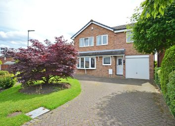 Thumbnail 5 bed detached house for sale in Swift Way, Wakefield
