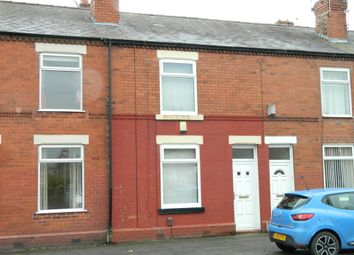 Thumbnail 2 bed terraced house to rent in Thelwall Lane, Warrington