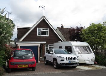 Thumbnail Detached bungalow for sale in Woodbury Grove, Waterlooville