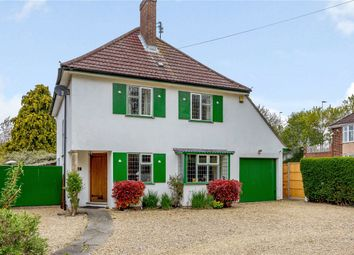 Thumbnail 4 bed country house for sale in Oundle Road, Orton Longueville, Peterborough