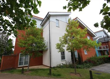 Thumbnail 2 bed flat for sale in Downham Boulevard, Ravenswood, Ipswich