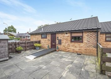 Thumbnail 2 bed bungalow for sale in Woodcroft Close, Penwortham, Preston