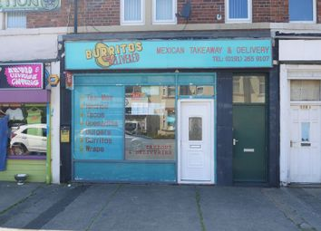 Thumbnail Commercial property for sale in Burritos Delivered, 117A Chillingham Road, Heaton