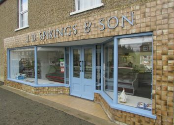 Thumbnail Retail premises for sale in 28 - 29 St Peters Road, Wisbech PE14 9Eh