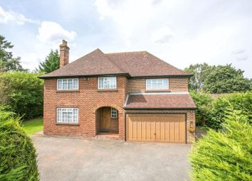 Thumbnail 4 bed detached house for sale in Wrotham Road, Borough Green, Sevenoaks