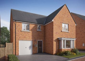 "Thumbnail 4 bed detached house for sale in ""The Grainger"" at Showground Road, Malton"