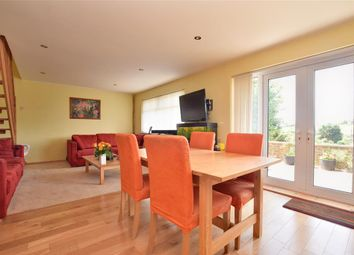 Thumbnail 4 bed bungalow for sale in The Brow, Woodingdean, Brighton, East Sussex