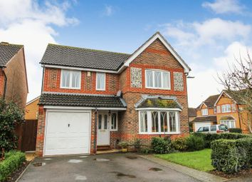 Thumbnail 4 bed detached house for sale in Almond Drive, Thatcham