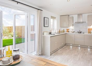 "Thumbnail 4 bed detached house for sale in ""Kington"" at Square Leaze, Patchway, Bristol"