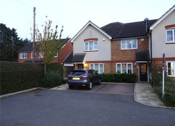 Thumbnail 2 bed end terrace house for sale in Trinity Drive, Hillingdon, Middlesex