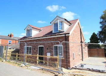 Thumbnail 3 bed detached house for sale in Elizabeth Avenue, North Hykeham, Lincoln