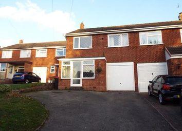 Thumbnail 3 bed semi-detached house for sale in Hemlingford Road, Kingsbury, Tamworth, .
