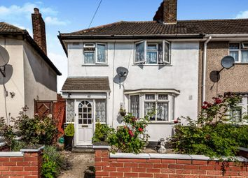 Thumbnail 3 bed end terrace house for sale in Felton Road, Barking