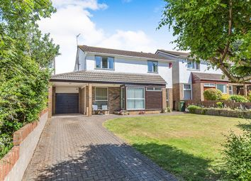 Thumbnail 4 bed detached house for sale in Careys Close, Clevedon