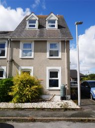 Thumbnail 4 bed end terrace house for sale in James John Close, Narberth, Pembrokeshire