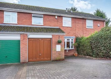 Thumbnail 3 bed terraced house for sale in Cornmeadow Green, Claines, Worcester