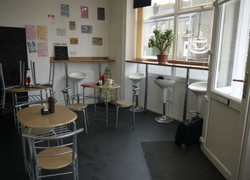 Thumbnail Restaurant/cafe for sale in Cafe & Sandwich Bars HD4, West Yorkshire