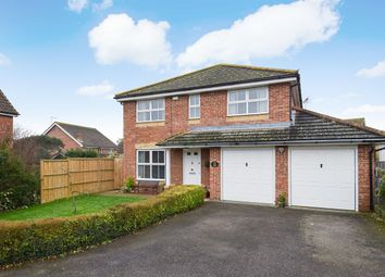 Thumbnail 4 bed detached house for sale in Warden Point Way, Seasalter, Whitstable