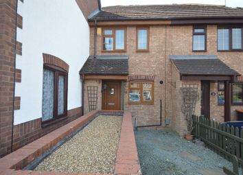 Thumbnail 2 bed terraced house for sale in Milton Way, Houghton Regis, Dunstable