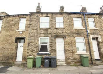 Thumbnail 2 bedroom terraced house for sale in Canal Street, Huddersfield, West Yorkshire