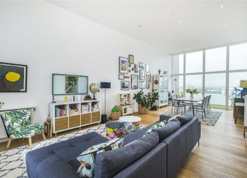 Thumbnail 3 bed flat for sale in Bayliss Heights, 8 Peartree Way, London