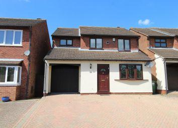 Thumbnail 4 bed detached house to rent in Shorham Rise, Milton Keynes