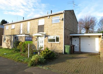 Thumbnail 3 bedroom semi-detached house for sale in Sherborne Road, Peterborough