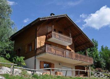 Thumbnail 4 bed property for sale in La Pantiaz- D22, 74360 La Chapelle-D'abondance, France