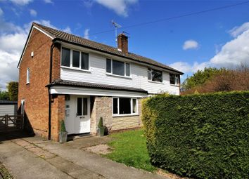 Thumbnail 3 bed semi-detached house for sale in Bagmere Close, Brereton, Sandbach