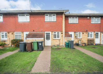 Thumbnail 2 bed terraced house for sale in Lybury Lane, Redbourn, St. Albans