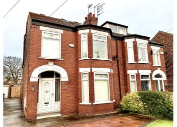 Thumbnail 4 bed semi-detached house for sale in Cayton Road, Hull