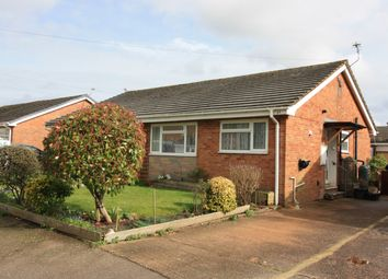 Thumbnail 2 bed semi-detached bungalow for sale in Ely Close, Feniton, Honiton