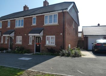 Thumbnail 3 bed semi-detached house to rent in Cornfield Drive, Gravesend
