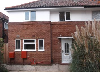 Thumbnail 3 bed terraced house to rent in Crawford Road, Hatfield