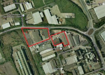 Thumbnail Industrial for sale in Sallow Road, Corby