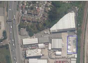 Thumbnail Land to let in Yard 2, Maybells Commercial Estate, Ripple Road, Barking, Essex