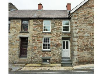 Thumbnail 2 bed terraced house for sale in Llechryd, Cardigan