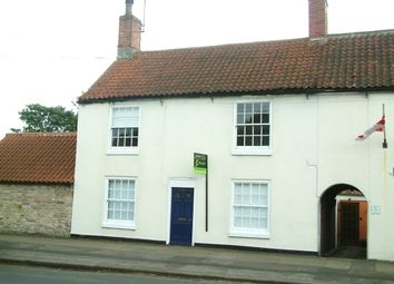 Thumbnail 3 bed cottage to rent in Sunderland Street, Tickhill, Doncaster
